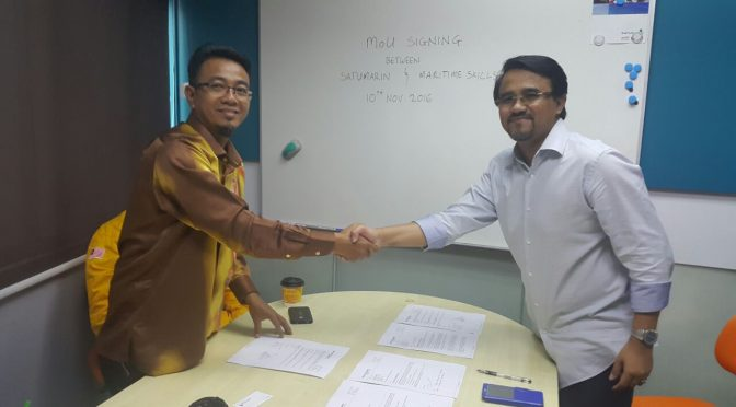 MoU with Maritime Skills